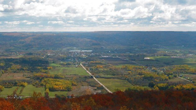 Annapolis Valley Scenic View