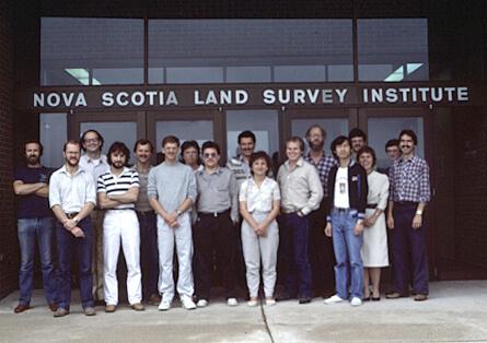 NSLSI GIS Class 1986