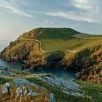 Geography Education: Travels to England and Nunavut